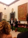 MILENA VUKOTIC premia EMILIANO DE MARTINO - premiovincenzocrocitti 2013