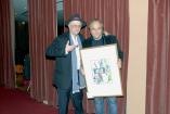 MARCO CAGNOLATI premia TONY MALCO