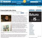 RASSEGNA STAMPA PREMIO 2014 - MODENA IL TIRRENO