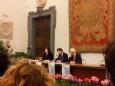 CAMPIDOGLIO Premio Vincenzo Crocitti 2013 - presentatori - Minutoli Alberti - Buzzoni