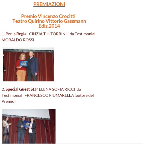 PREMIO VINCENZO CROCITTI-2014_PREMIAZIONI-1