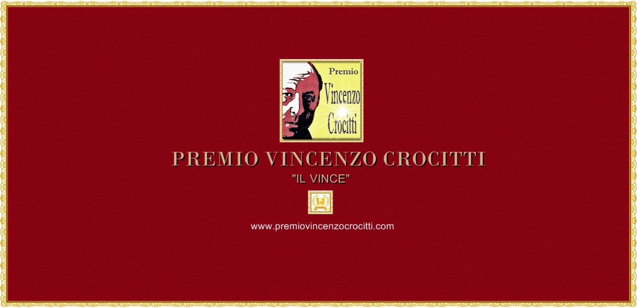 Premio Vincenzo Crocitti Official