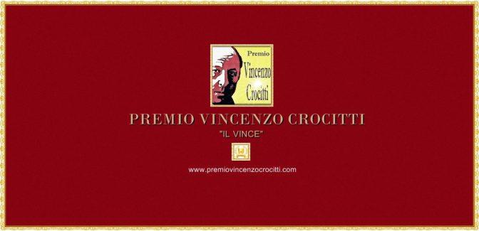 """Il Primo lustro- """"Premio Vincenzo Crocitti"""" – Servizi RAI"""